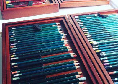 Stifte-Inspiration