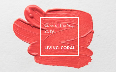 Farbtrend 2019: Alles erstrahlt in Living Coral