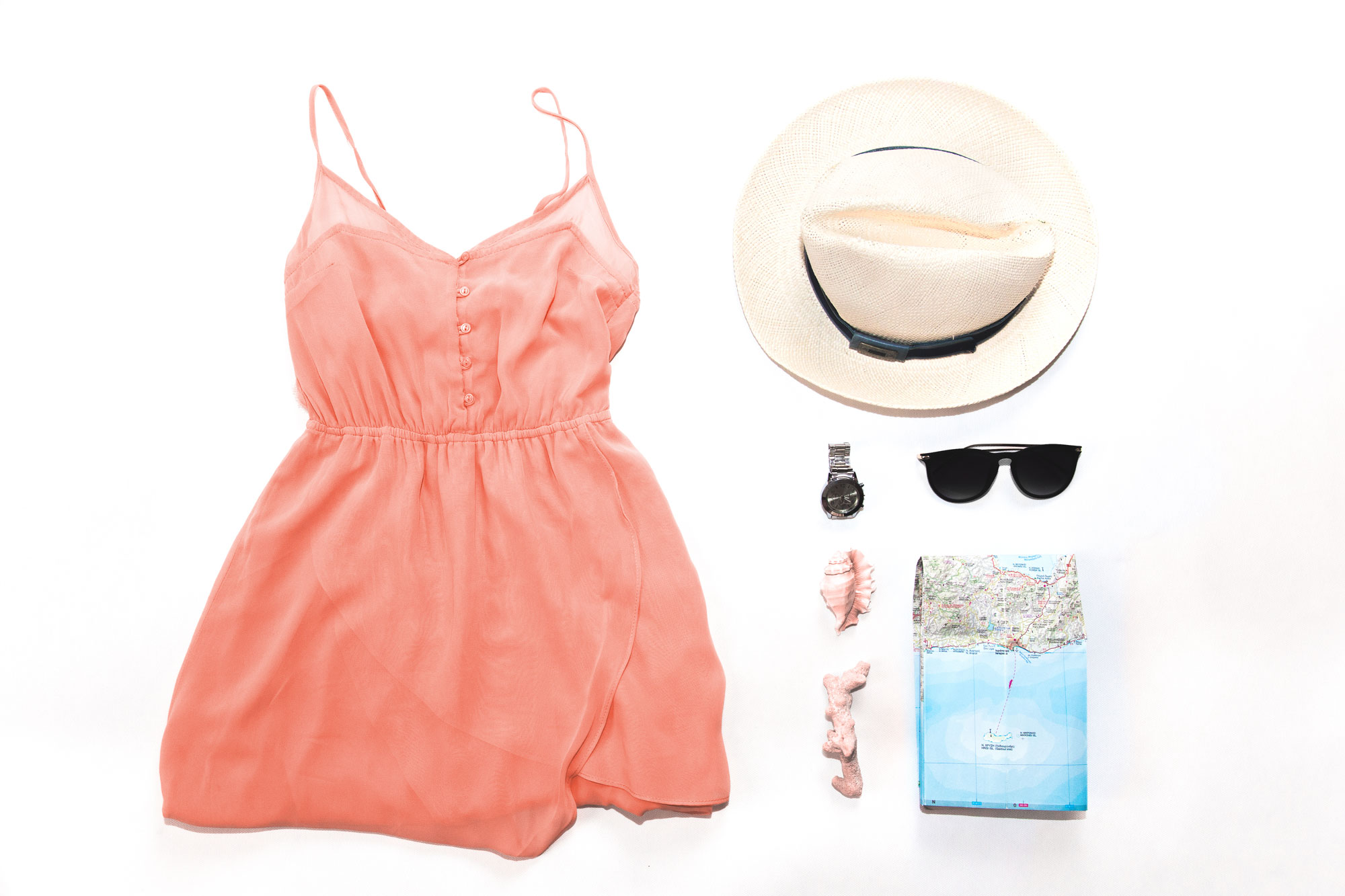 Outfits-Living-Coral