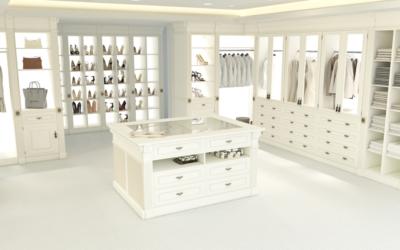 Closet Secrets: 5 Tipps und dein begehbarer Kleiderschrank wird zur Wohlfühlzone