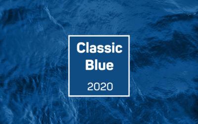Classic Blue – Farbe des Jahres 2020